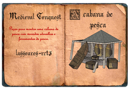 Medieval Conquest - cabana de pescaria  I (lassoares-rct3)