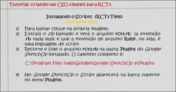 Tutorial CSO 002 (lassoares-rct3)