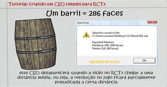 Tutorial CSO 006 (lassoares-rct3)