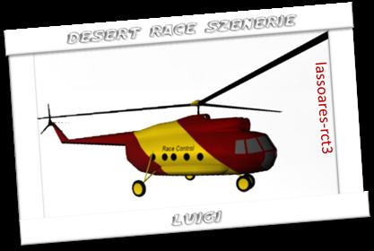 Desert Race Szenerie (Luigi) lassoares-rct3
