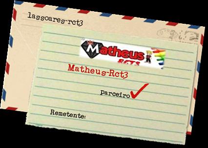 Novos parceiros lassoares-rct3 (Matheus-Rct3)