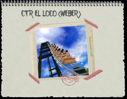 CTR El Loco (Weber) lassoares-rct3