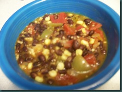 black bean chili 012
