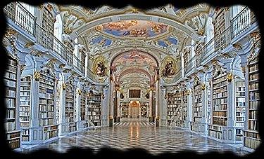 Biblioteca monástica