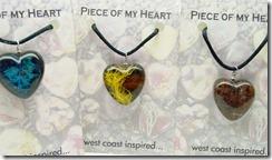 moss fauna hearts