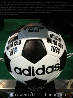 Adidas Telstar Durlast – World cup Germany 1974