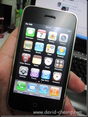iPhone 3GS 008