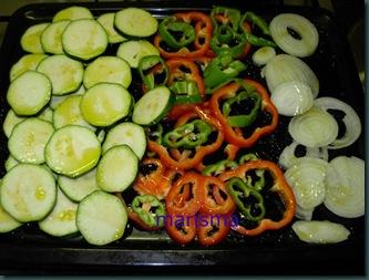 verduras asadas con vinagreta de aceitunas negras-2