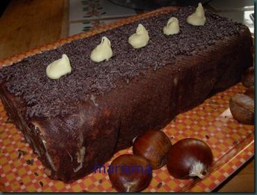 pastel de castañas 8bis