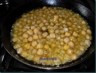 garbanzos fritos 2