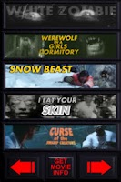 Screenshot of Movies - Horror Films