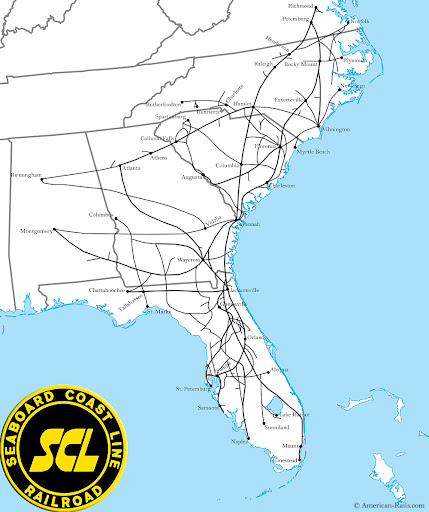 The Seaboard Coast Line Railroad