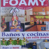 Foamy- Decoraci&oacute;n de Ba&ntilde;os y Cocina