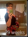 29 weeks side