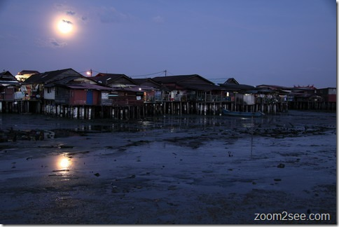 Tan Jetty at Penang Weld Quay by zoom2see.com