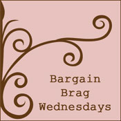 Bargain Brag Wednesday