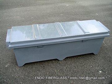 Jasa pembuatan Battery Box Fiberglass