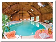 Superb Facilities can include Indoor Heated Swimming Pools