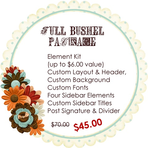 Full Bushel Package Element-SEPT SALE
