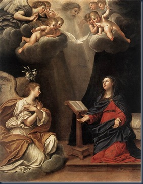 annunciation one
