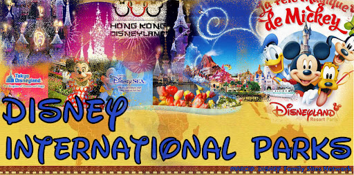 Disney International Parks