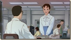 Only Yesterday office