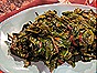 Braised Mustard Greens