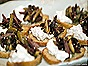 Crostini with Goat Cheese & Olive Confit