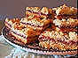Raspberry Almond Crumb Bars