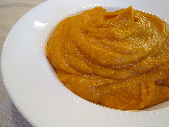 Butternut Squash Puree