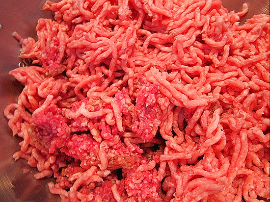 Ground Pork & Ground Beef
