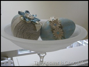 Tissue, Twine, Bowl (2)