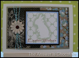 Easter Card Twinery