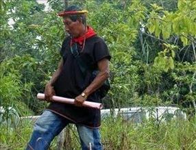 09 Indígenas temen un daño irreversible por el cambio climático en la selva sudamericana