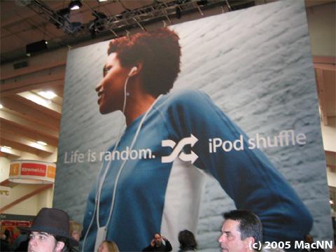 Macworld Expo 2005