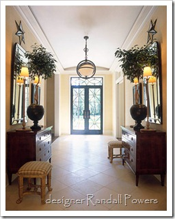 hb randall powers foyer