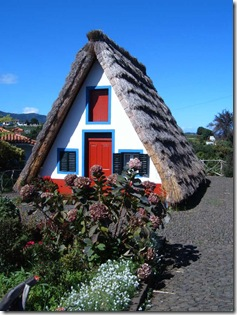 Madeira_Santana house