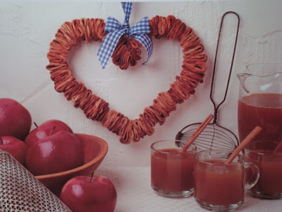 Scented Apple Wreath Project from Patterns and Such