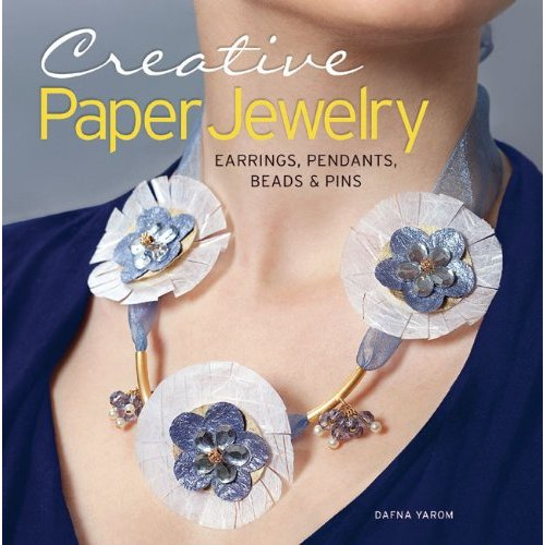 Creative Paper Jewelry by Dafna Yarom