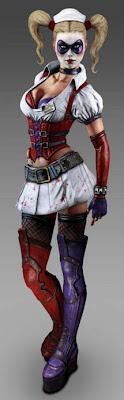 Harley Quinn - Arkham Asylum Look