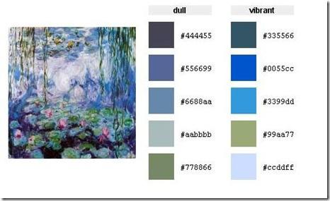 color palette232