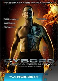 Capa Cyborg - A Arma Definitiva Dual Audio