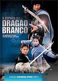Capa A Espada do Dragão Branco Dublado