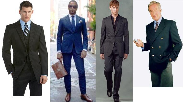 roupa clássica, entrevista de emprego