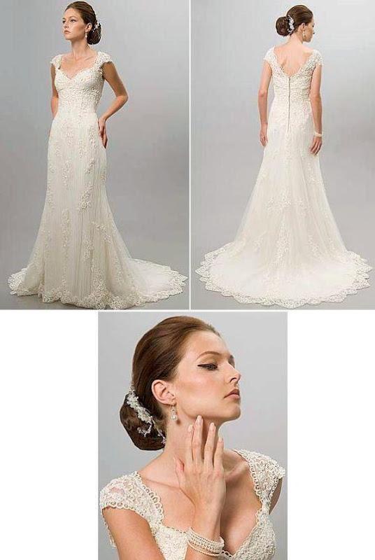 Vestido de Noiva Mulheres Velhas