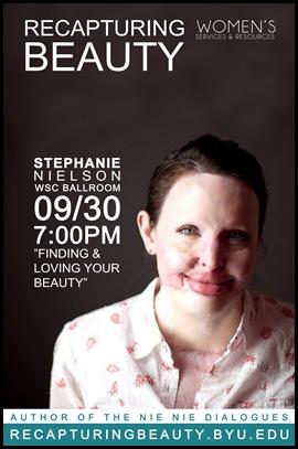 11 x 17 Stephanie Nielson