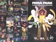 Mona Park La Mona Jimenez DVD Tapa