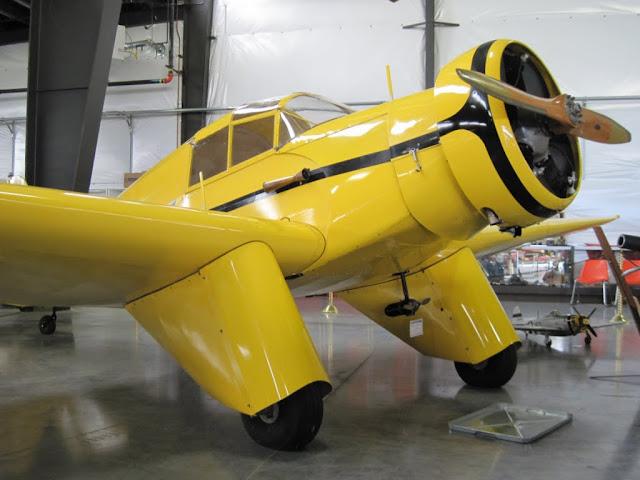 Aeronca LC ar WAAAM