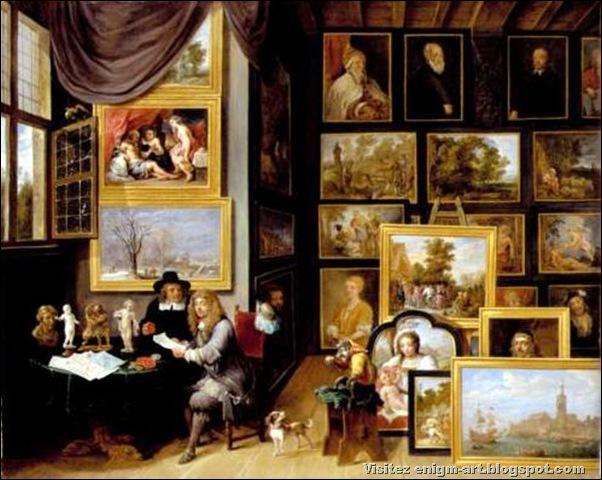 David Teniers, Galerie Archiduc Léopold Wilhelm d'Autriche