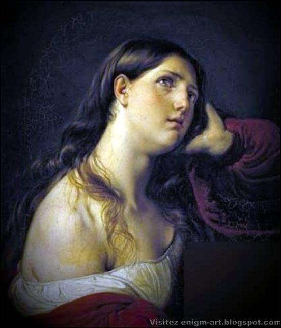 Francesco Hayez, Marie Madeleine